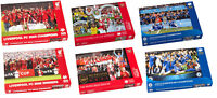 NEW OFFICIAL PAUL LAMOND FOOTBALL JIGSAW PUZZLE ARSENAL LIVERPOOL CHELSEA 500PC