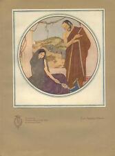 True Spartan CUORI Edmund DULAC da Princess Mary's Gift LIBRO