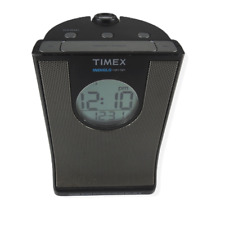 Timex T436B Indiglo Projection Alarm Clock AM/FM Radio Nature Sounds MP3 Line in