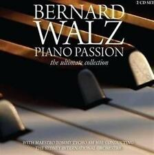 BERNARD WALZ Piano Passion: The Ultimate Collection 2CD NEW