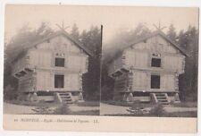 Norway, Norvege, Bygdo, Habitation de Paysans, Stereo LL 10 Postcard B743