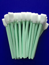 50pc Solvent Cleaning Swab swabs for Large Format Roland Mimaki Mutoh Printers