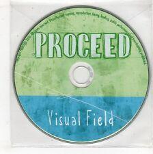 (GW488) Proceed, Visual Field - 2010 DJ CD