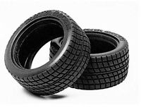 Tamiya #50568 M-Chassis Radial Tires Tyres Set(1pair)For M01/M02/M03/M04/M05/M06
