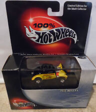 Hot Wheels Willys Contemporary Diecast Cars, Trucks & Vans