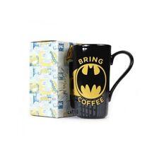 BATMAN - MUG LATTE - BRING COFFEE