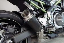 Sport Auspuff Bodis GPC-RS II Black Kawasaki Z 900 ab Bj. 2017 Euro-4 ABE