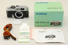 【N Mint in BOX】 Voigtlander Bessa R 35mm Film Camera M39 LTM Leica from JP #109