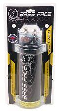 Condensatore con voltometro Bass Face CAP 2.1  2 Farad per amplificatore auto