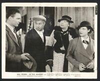 Lot of (2) 1930s WILL ROGERS Vintage Original Photos VAUDEVILLE COMEDIAN ACTOR