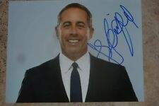 JERRY SEINFELD SIGNED 8X10 PHOTO AUTOGRAPHED AUTHENTIC WOW MUST SEE!!!