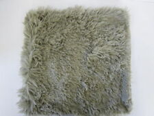 Cojín de color principal crema de 40 cm x 40 cm para el hogar