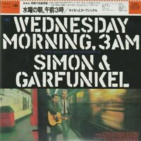 SIMON & GARFUNKEL - WEDNESDAY MORNING 3AM 2007 JAPAN MINI LP CD