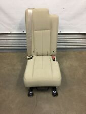 2003-2017 Navigator Ford Expedition Second 2nd row middle jump seat Tan Cloth