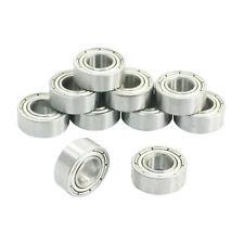 10 piezas rodamientos de radiales profundos en miniatura de 6mm x 13mm x 5mm T5