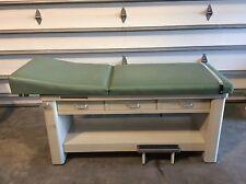 UMF 5570 Exam Table - Green, Medical, Healthcare, Hospital Exam Equipment