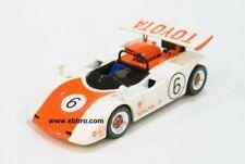 EBBRO Toyota 7 Canam 1969 White/Orange 1/43 Scale Diecast Model