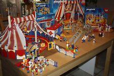 Playmobil grosse Zirkus-Manage mit 4230,4231,4232,4233,4234,4237