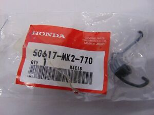 S38T2 50617-MK2-770 Honda 1985-1987 X350 600 New OEM Step Foot Peg Return Spring