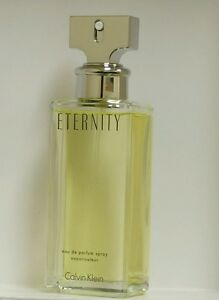 Eternity Calvin Klein Women 100Ml 3.4 Fl.Oz Eau De Parfum Spray As shown Pic