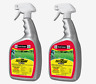 2~Ferti-Lome WEED FREE ZONE 32 oz. SPRAY Ready-To-Use Broadleaf Weeds 10528 NEW!