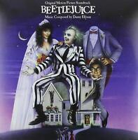 Beetlejuice - Soundtrack Danny Elfman [Latest Pressing] LP Vinyl Record Album