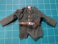 1966 GI Joe Hasbro Original SOTW Russian Infantry Tunic and Belt w/ Soviet Star