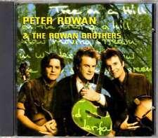 Peter Rowan & The Rowan Brothers - Tree On A Hill  CD - 2801