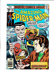 "Amazing Spider-Man  No.169   : 1977 :   : ""Confrontation!"" :"