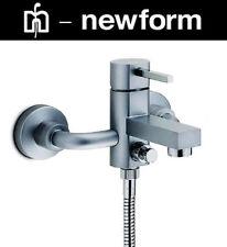 "Newform ""Moony-Tech Collection"" 8040-21-018 Single Lever Bath & Shower Mixer NIB"
