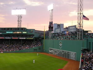 Boston Fenway Park Green Monster - 8x10 Color Photo