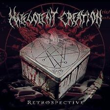 Retrospective - Malevolent Creation - death metal CD
