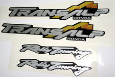 Adesivi Honda Transalp 20001nera A - adesivi/adhesives/stickers/decal