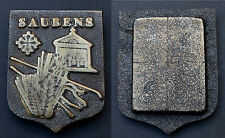 Médaille de ville de SAUBENS (Haute-Garonne). Bronze