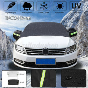Car Sun Shade Windscreen Visor Cover Mirror Protector Ice Snow Forst Dust Guard