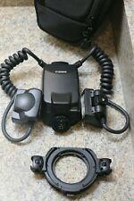 Canon macro twin Lite MT-24EX Flash
