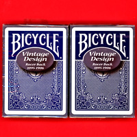 Bicycle Racer Playing Cards Vintage Design