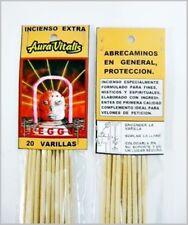 Eleggua Incienso Esotérico, Esoteric Incense 20 Varillas / Sticks.