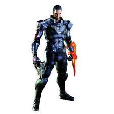 Mass Effect 3 Commander Shepard Play Arts Kai Square Enix PVC Figure CH Aq3183