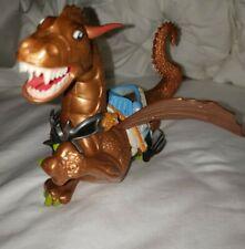 LJN Advanced Dungeons & Dragons 1983/84 BRONZE DRAGON complete excellent shape