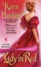 Lady in Red by Karen Hawkins (2014, Paperback) FF339
