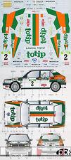 STUDIO 27 1/24 LANCIA DELTA HF INTEGRALE 16V TOTIP RALLY VALEO 1989 for HASAGEWA
