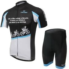XINTOWN Cycling Jerseys Outdoor Sports Short Sleeve Clothing Sets Men S-4XL