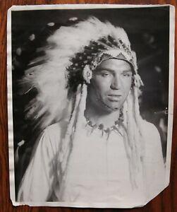 Original Vintage Boxing Photo: Jack Dempsey