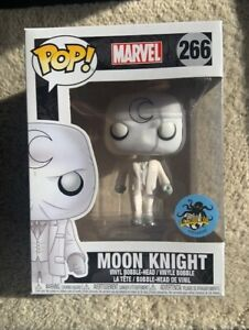 EXCLUSIVE Moon Knight 266 LACC Funko Pop Vinyl NEW in Mint Box + Protector