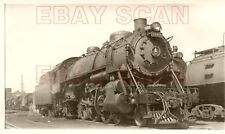 8E186 RP 1960s? BALTIMORE & OHIO RAILROAD 4-6-2 ? LOCO #5006