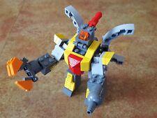 Custom Kreon Transformers Omega Supreme 2.0 - Autobot Rocketbase 150 LEGO