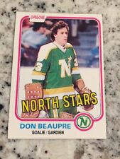1981-82 OPC DON BEAUPRE Rookie #159 RC MINT Minnesota Northstars