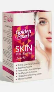GP Skin Polishing Bleaching  Kit 6 Steps Set for Instant Glowing