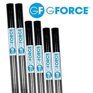 Carbon Fibre Gutter Vacuum 4 Pole Set